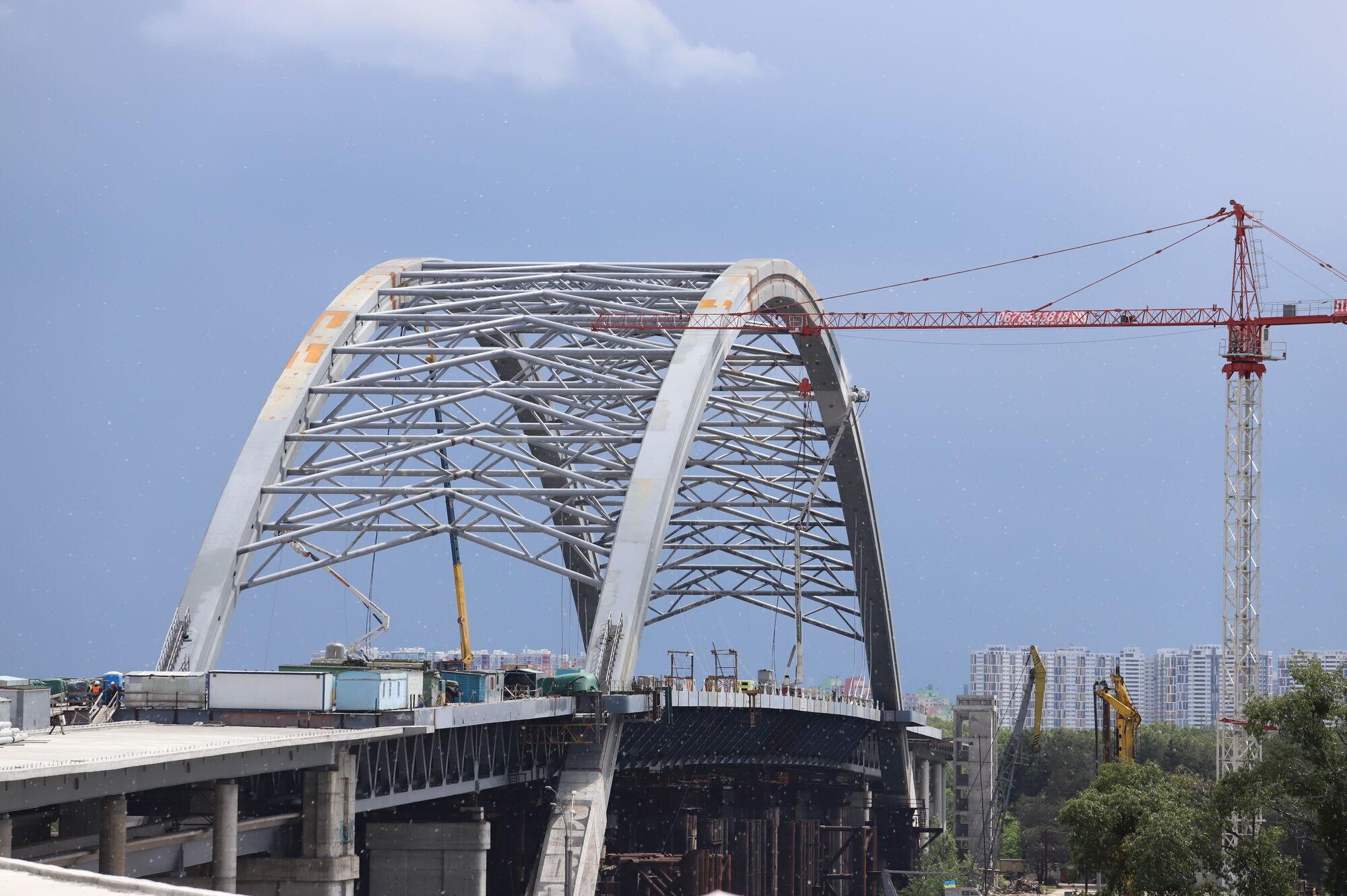 К концу года по Подольско-Воскресенскому мостовому переходу поедут автомобили