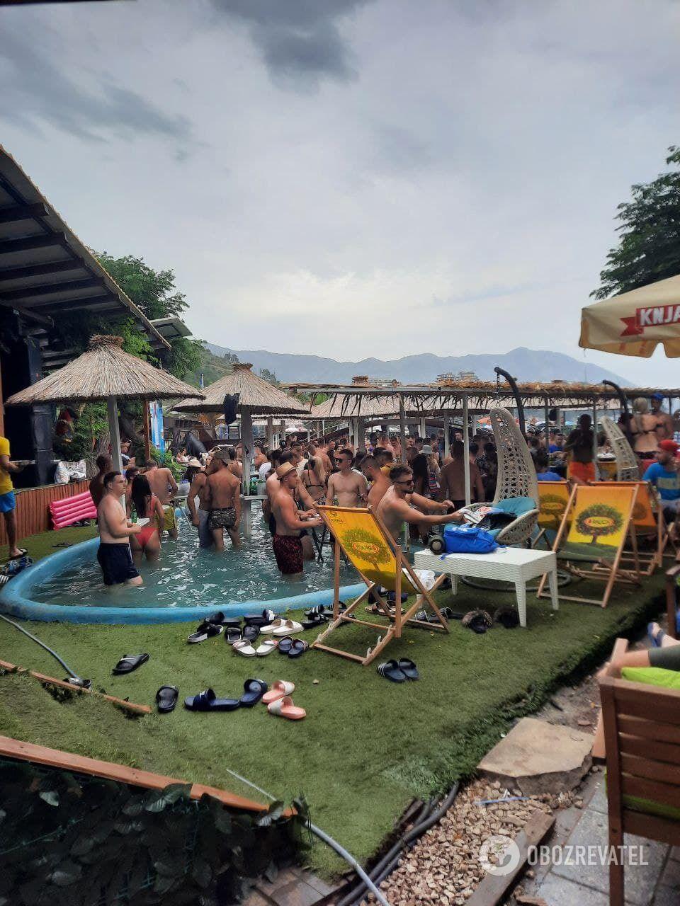 Всі розваги в Чорногорії доступні для туристів