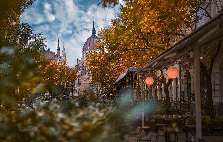 Будапешт только открылся для туристов, поэтому цены там будут очень приятные