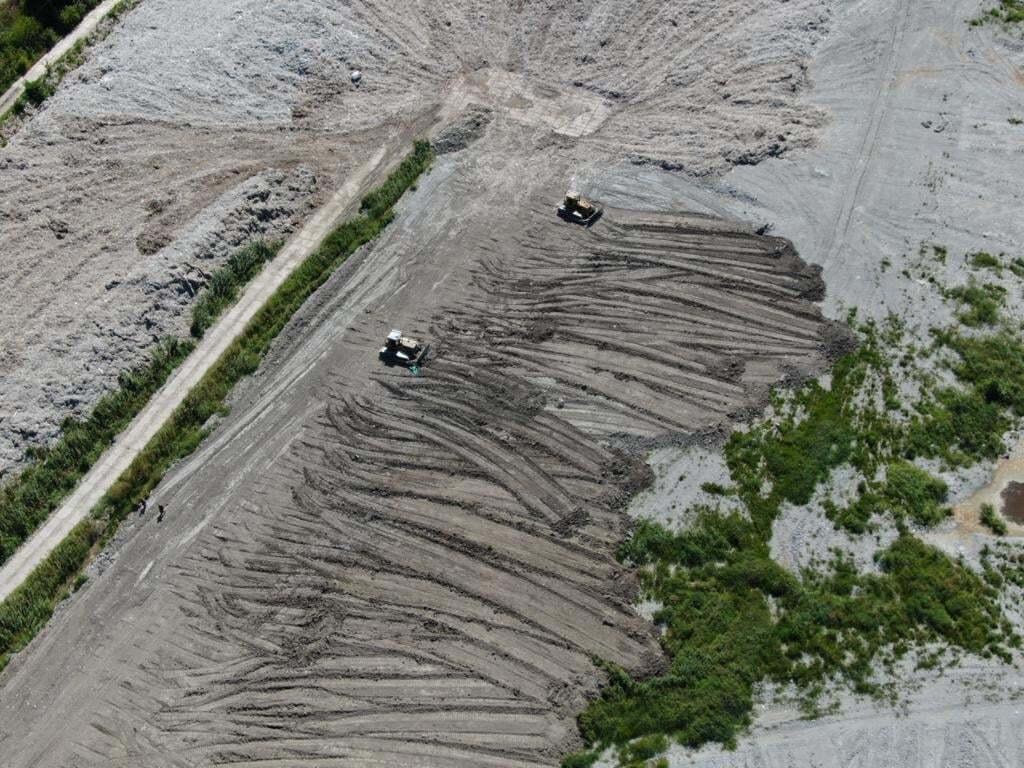 Масштаби забруднення території
