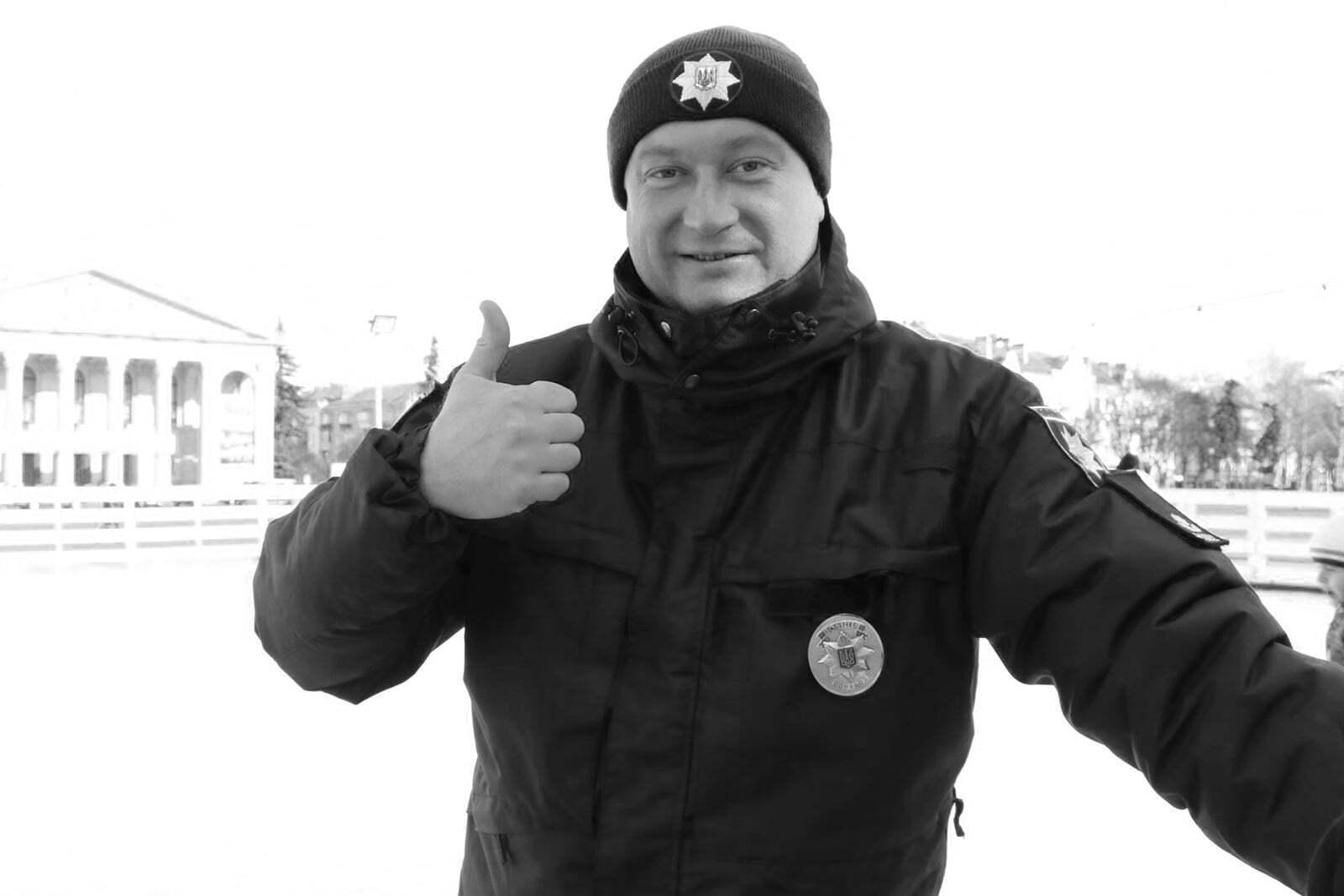 В Чернигове вечером 12 августа произошло ДТП, жертвой которого стал сотрудник полиции.