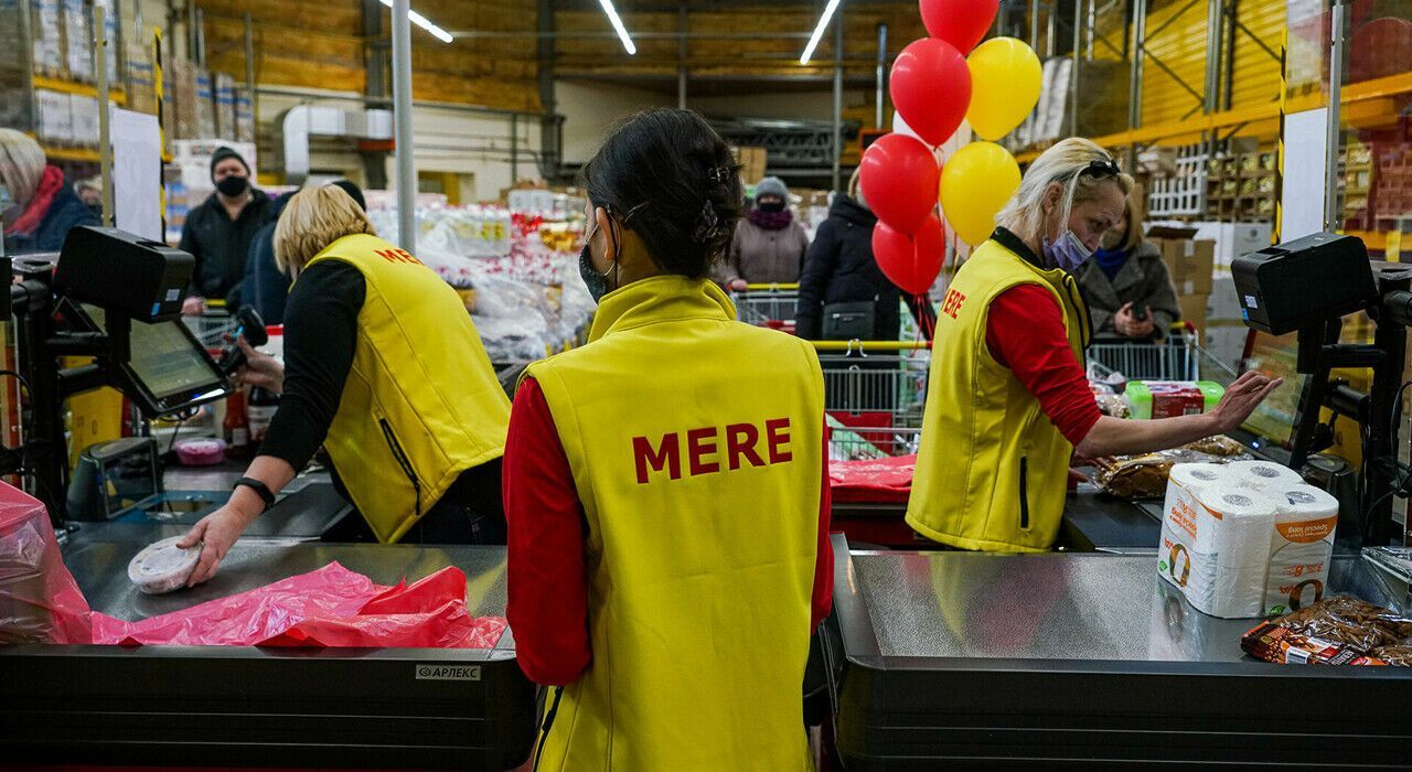 Магазини розраховані на бідних