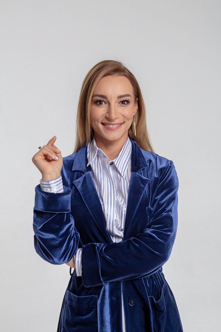 Опытный сексолог Наталья Ежова.