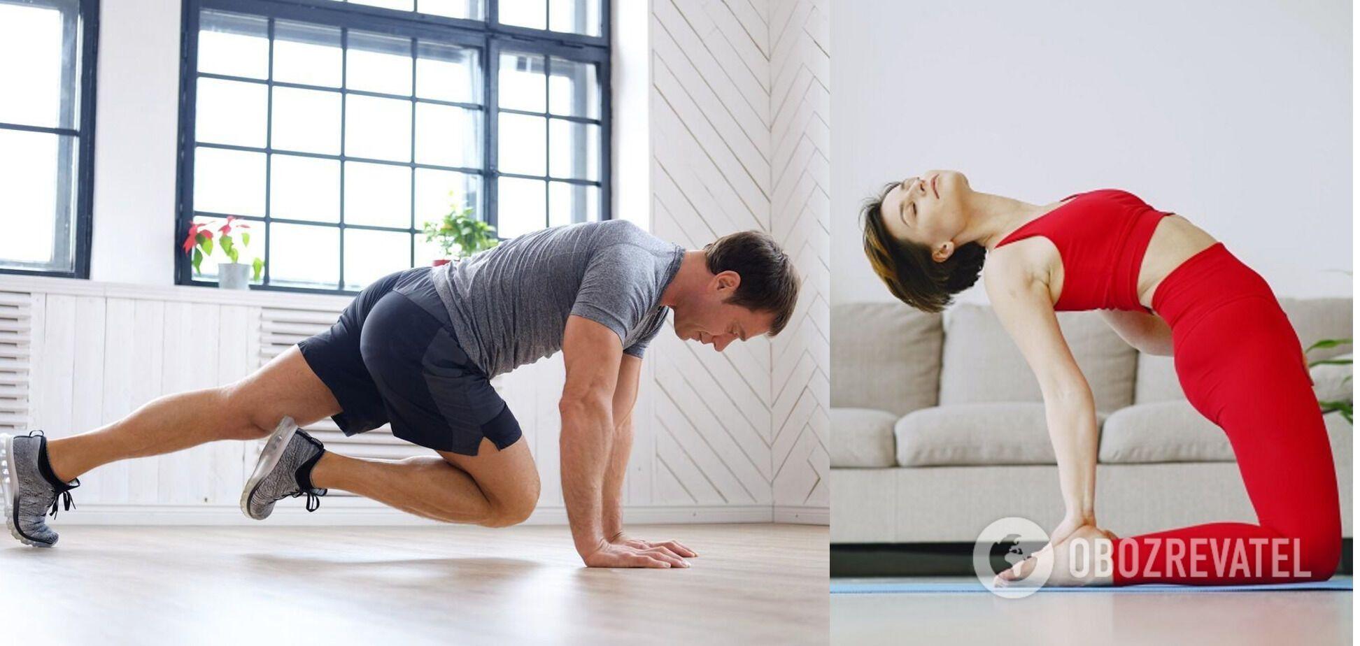 Регулярні вправи на зміцнення м'язів, пов'язані з аеробними навантаженнями, можуть знизити ризик смертності