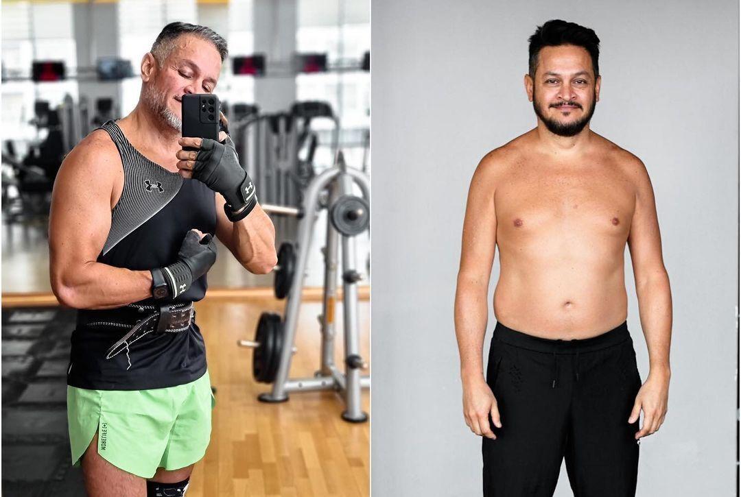 Эктор Хименес-Браво показал, как выглядел до похудения