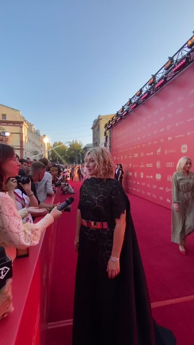 Вікторія Тігіпко в сукні Artem Klimchuk
