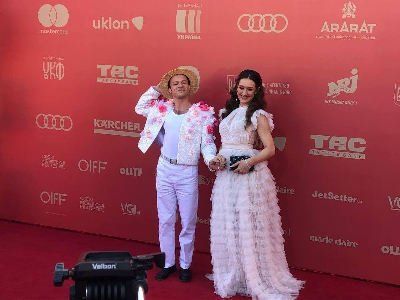 Гості Одеського міжнародного кінофестивалю