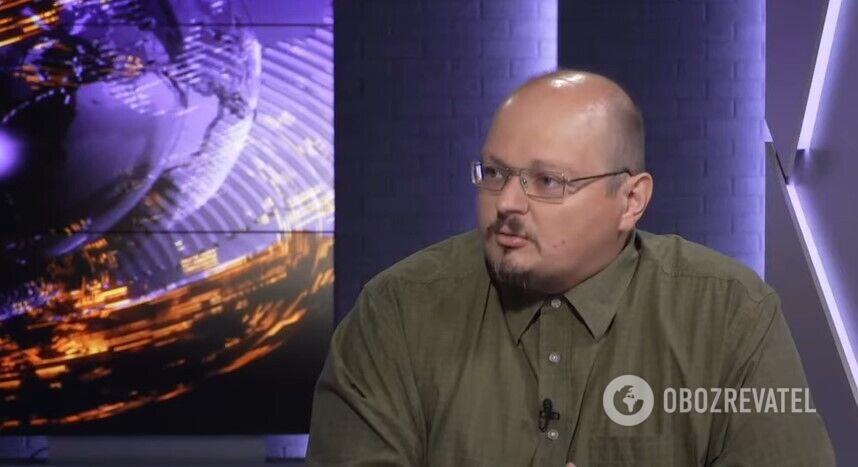 Епідеміолог Олексій Галімський
