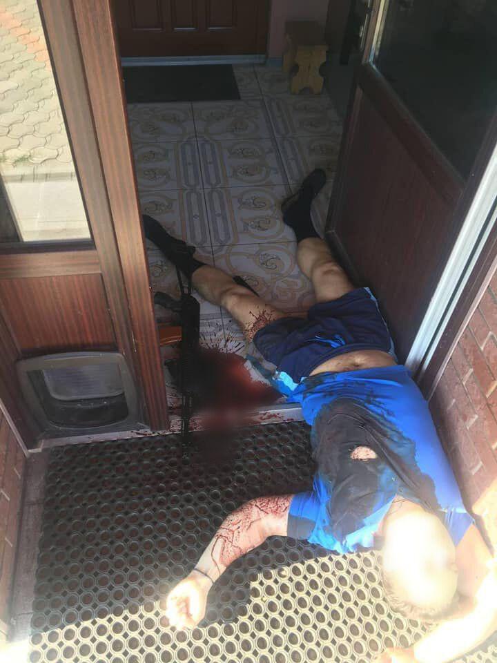 Поліція розглядає причини смерті мера Кривого Рогу.