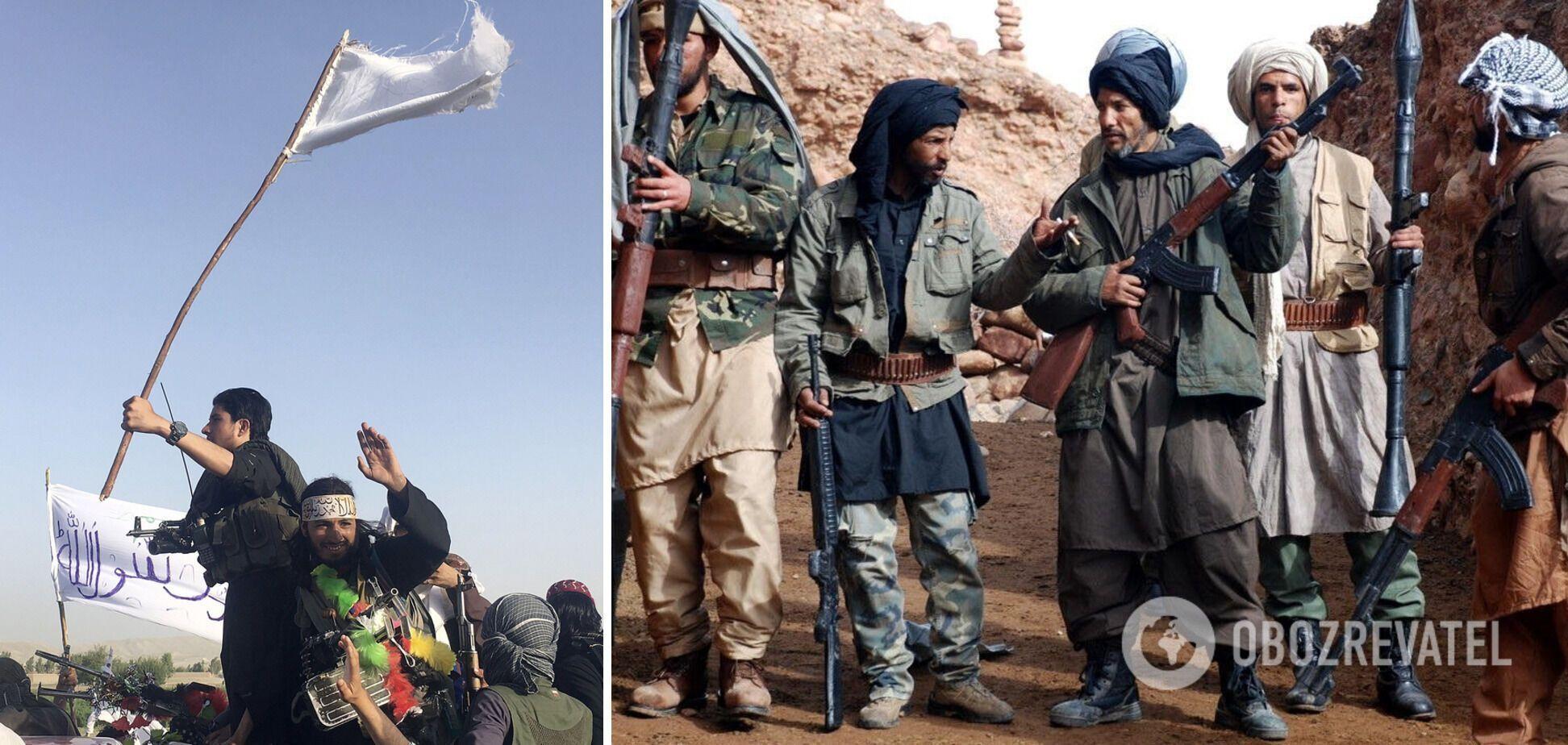Таліби захопили Афганістан