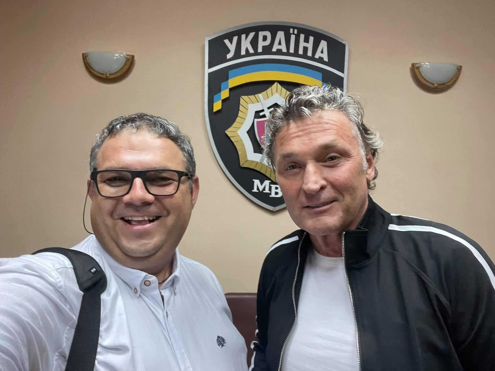 Черезов и Балашов