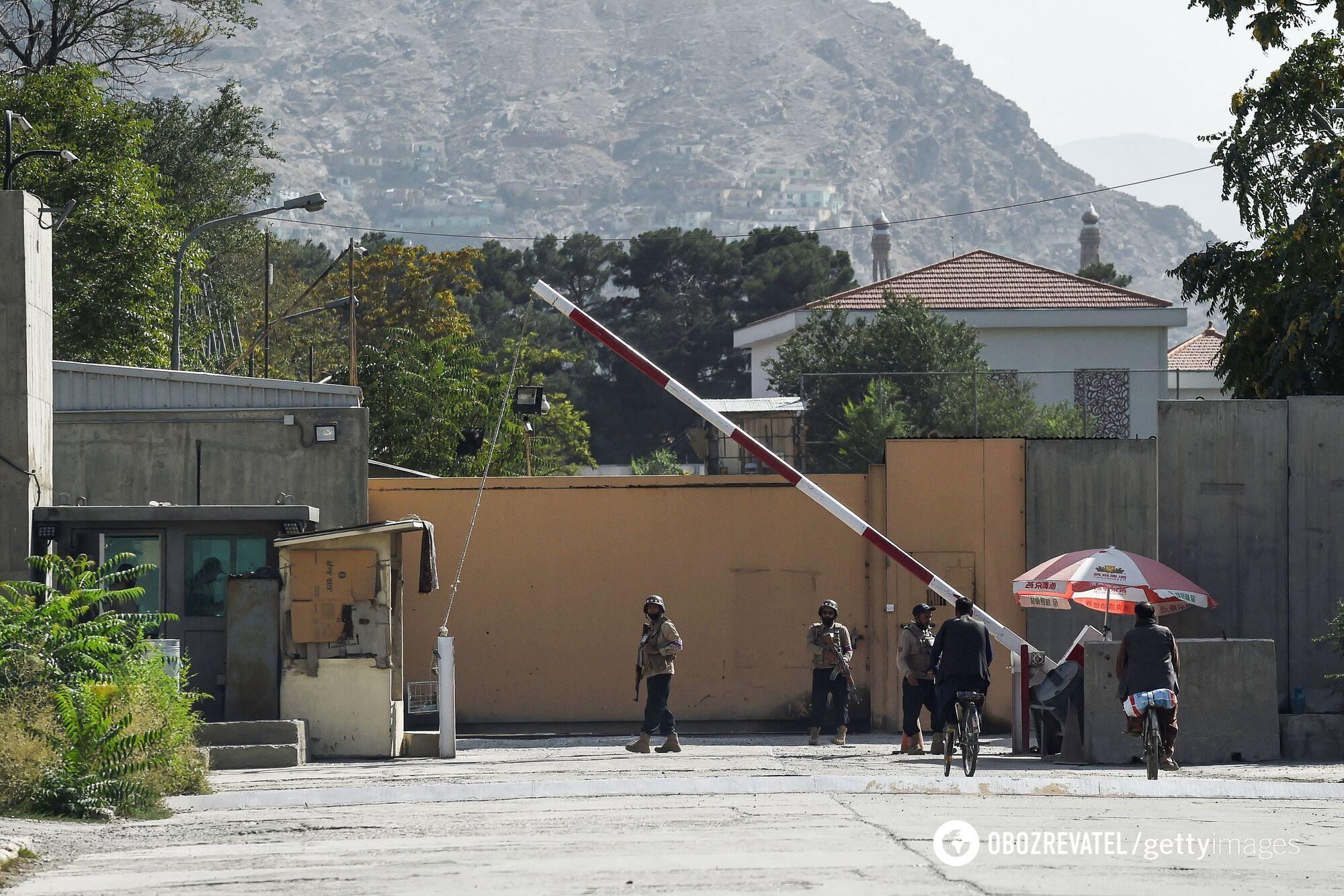 Весь Кабул – в патрулях