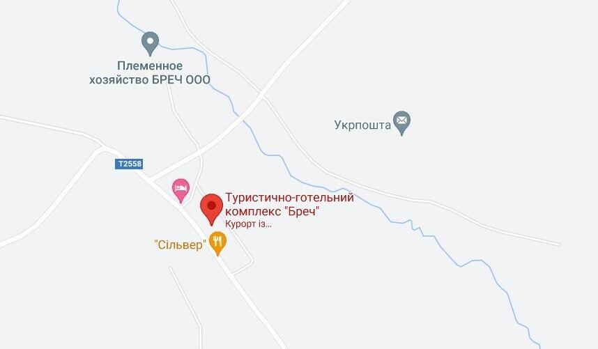 """Чоловіки загинули в озері комплексу """"Бреч"""""""