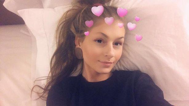 21-летняя американка Рейли Дэвис