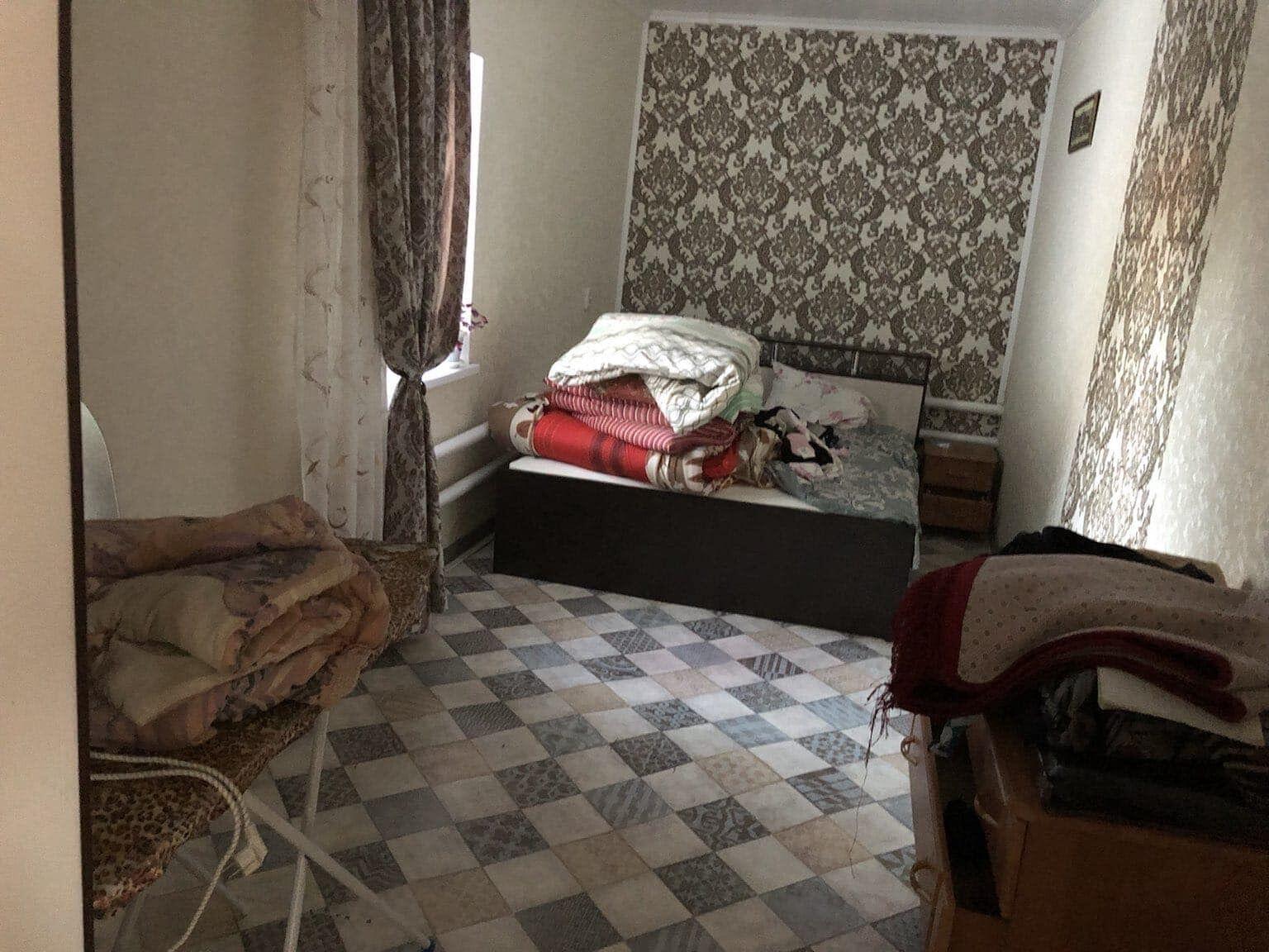 Обыск в домах крымских татар
