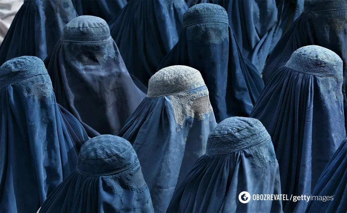 После прихода талибов женщины опять превратятся в невидимок
