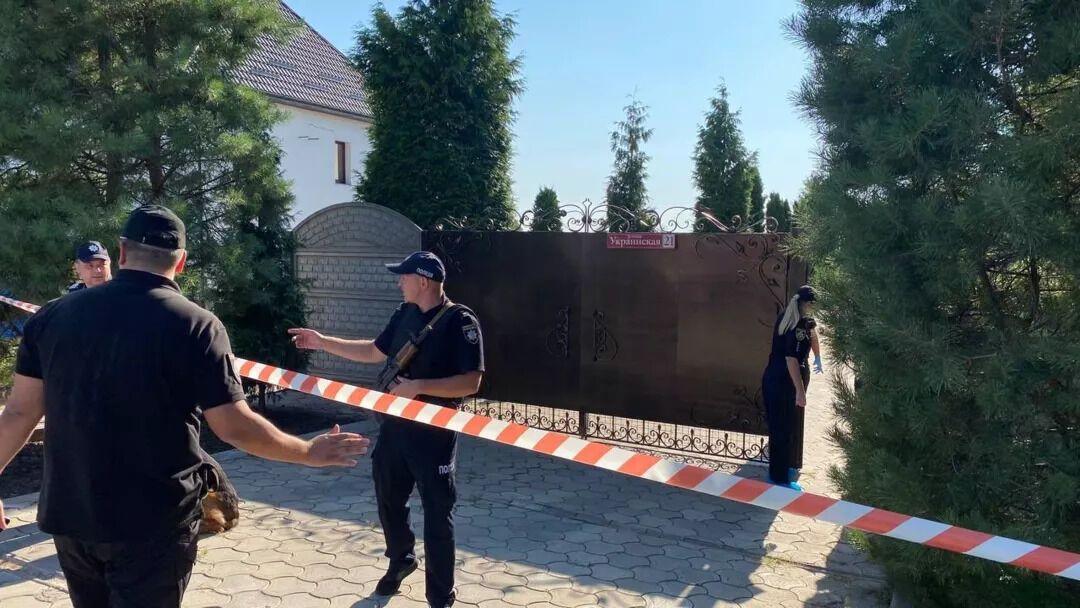 На місці загибелі Павлова працювали правоохоронці