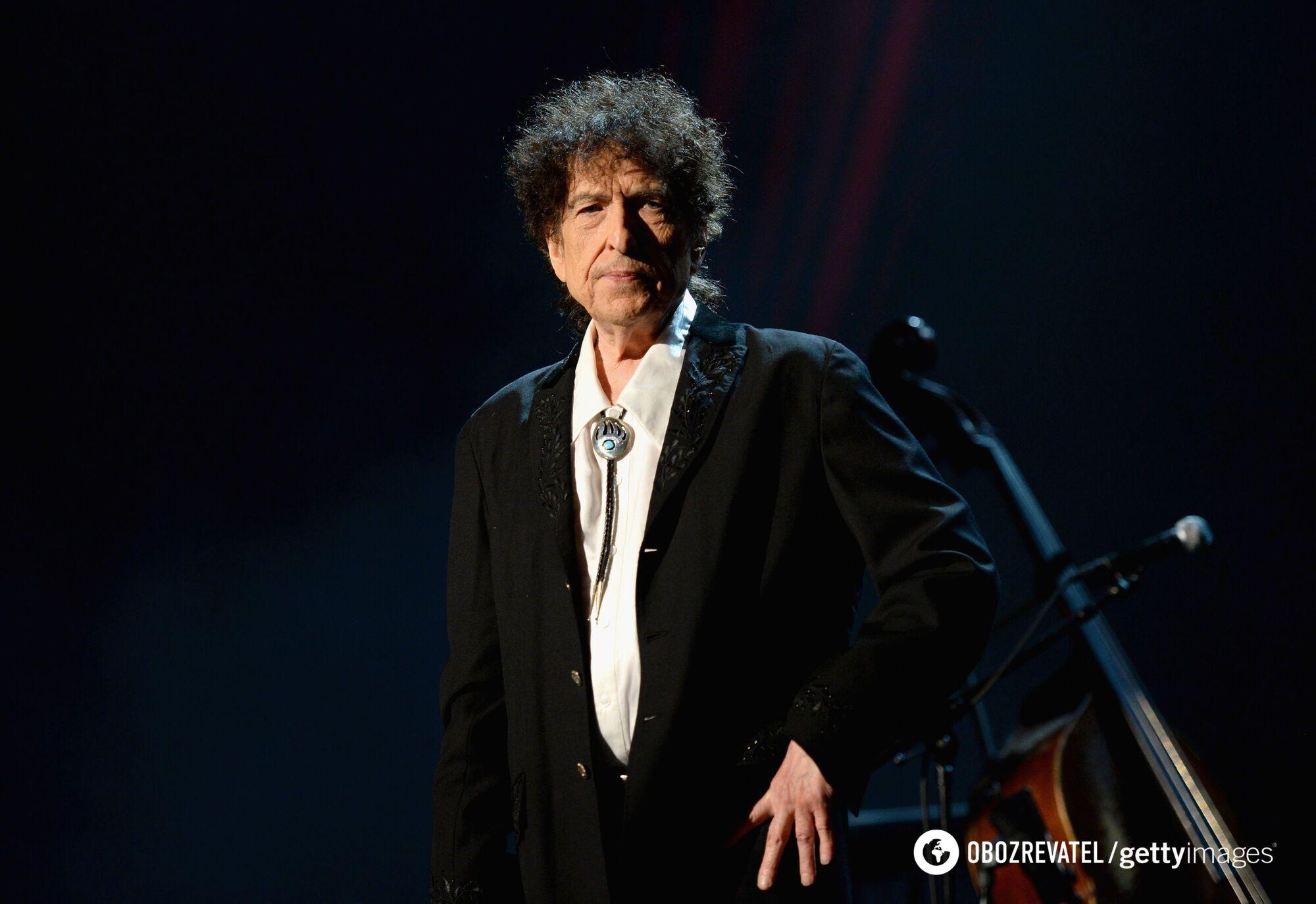 На Боба Ділана подали в суд