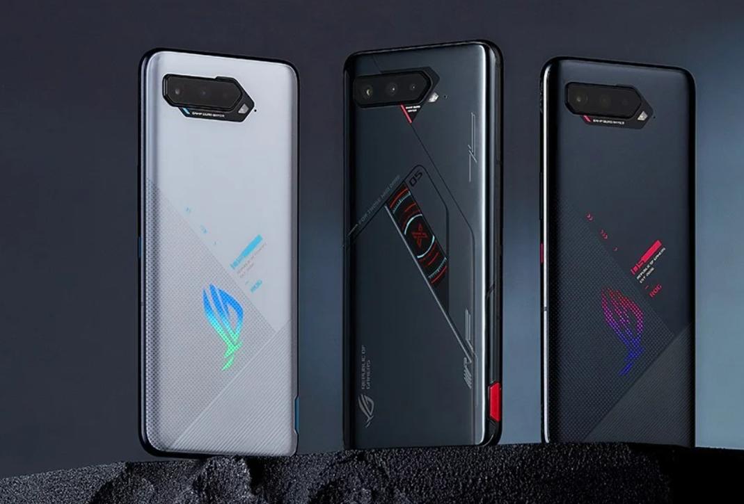 Смартфоны ROG Phone 5s и ROG Phone 5s Pro