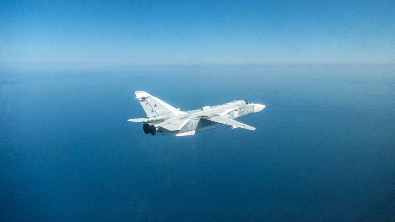 Су-24 над Чорним морем