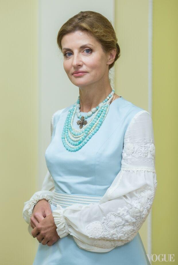 Марина Порошенко у 2016 році