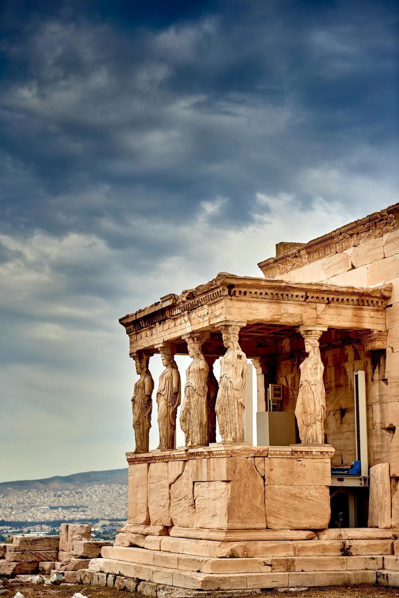 Особое место среди достопримечательностей Греции занимает Акрополь