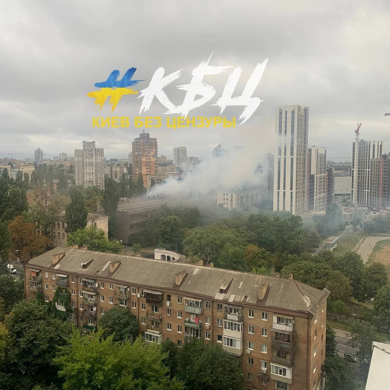Огонь возник на территории в 30 квадратных метров.