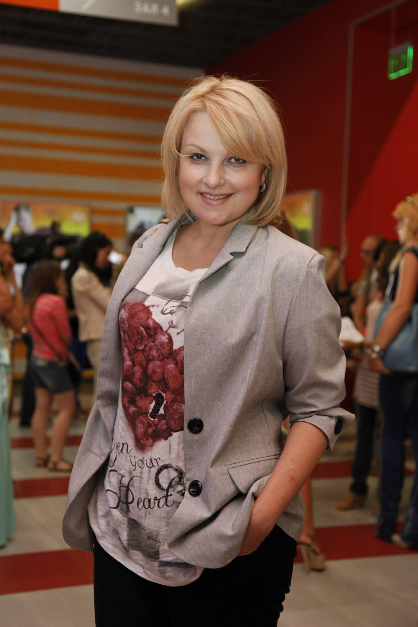 Відома співачка Марія Бурмака