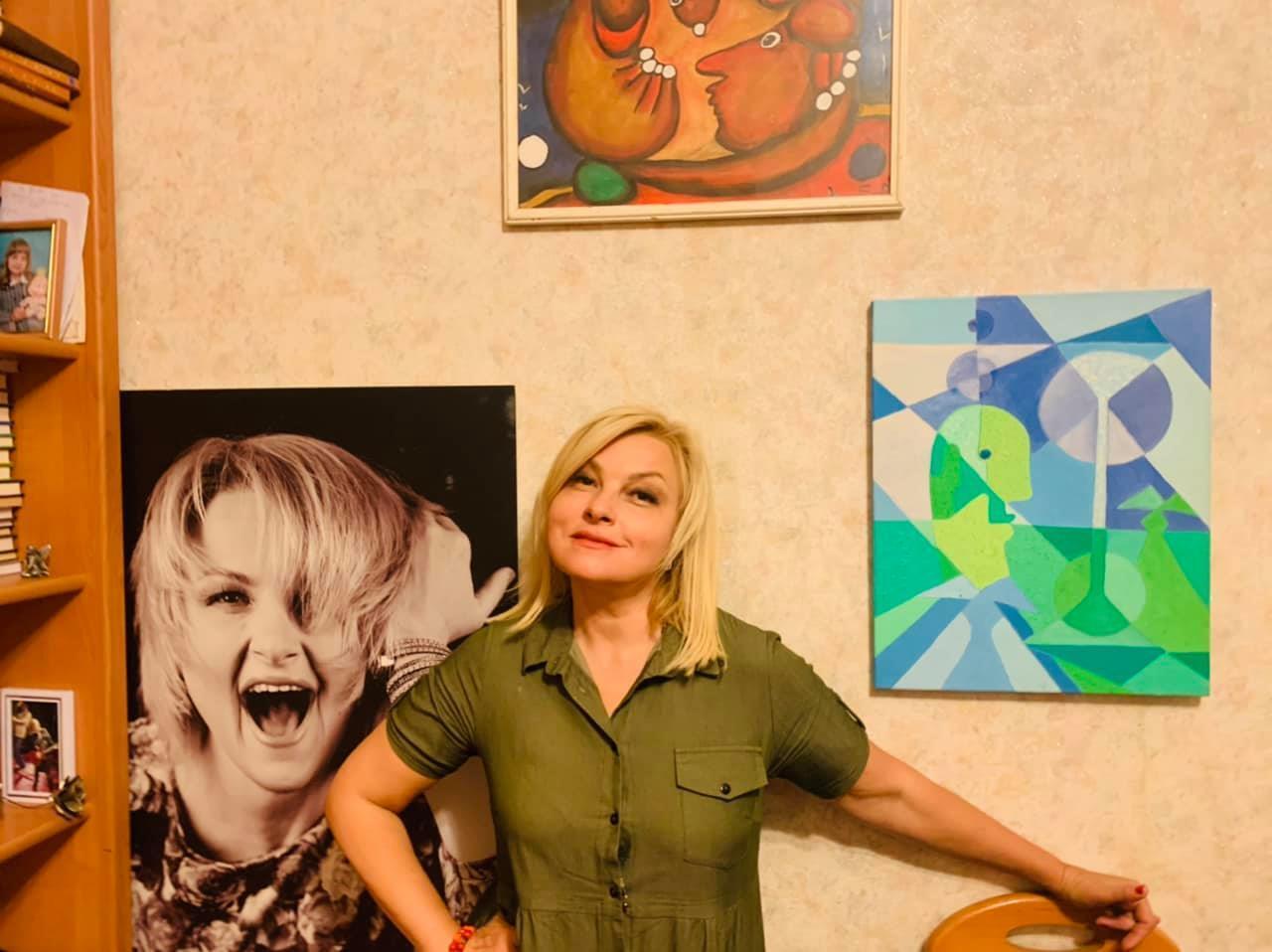Марія Бурмака – українська співачка