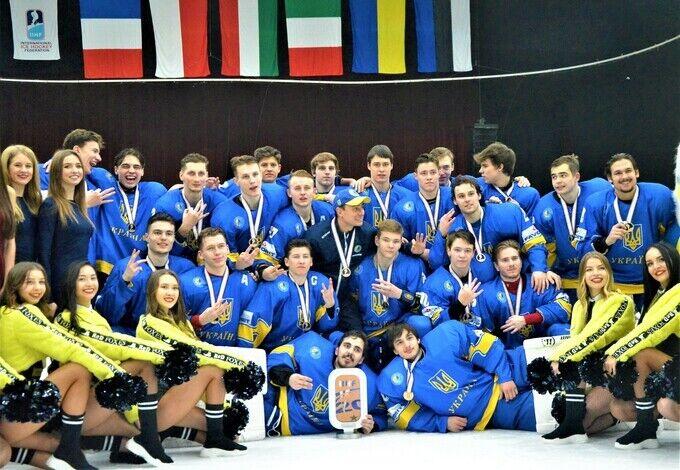Чолач в составе сборной Украины U-20