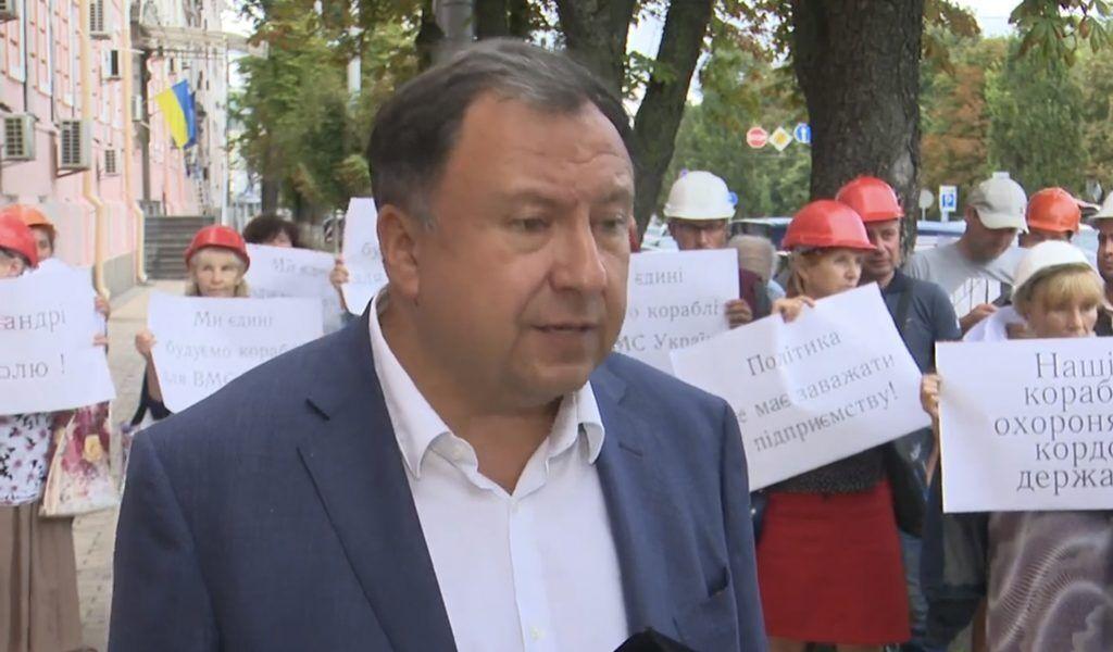 Николай Княжицкий отметил, что дело против Павловского и Шандры является исключительно политическим