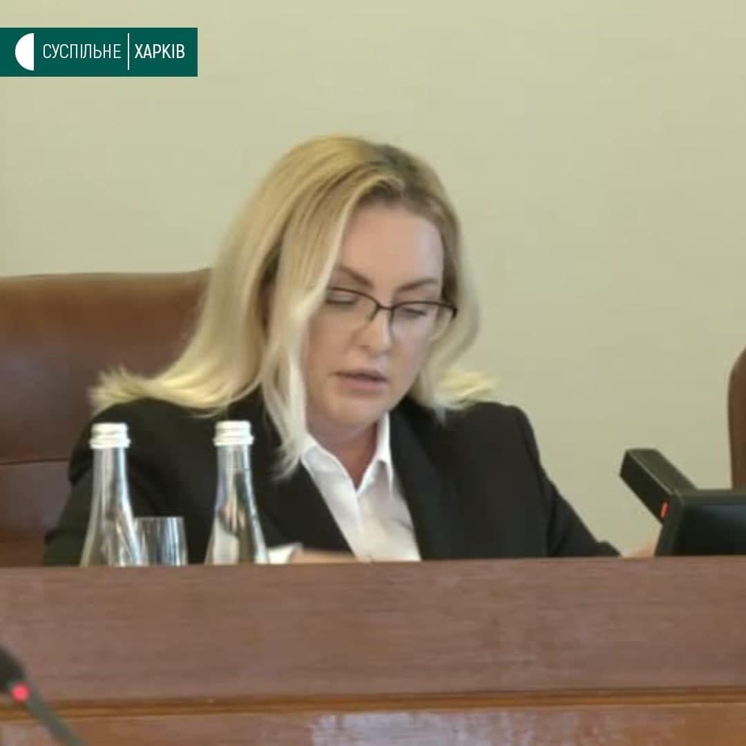 Татьяна Егорова-Луценко.