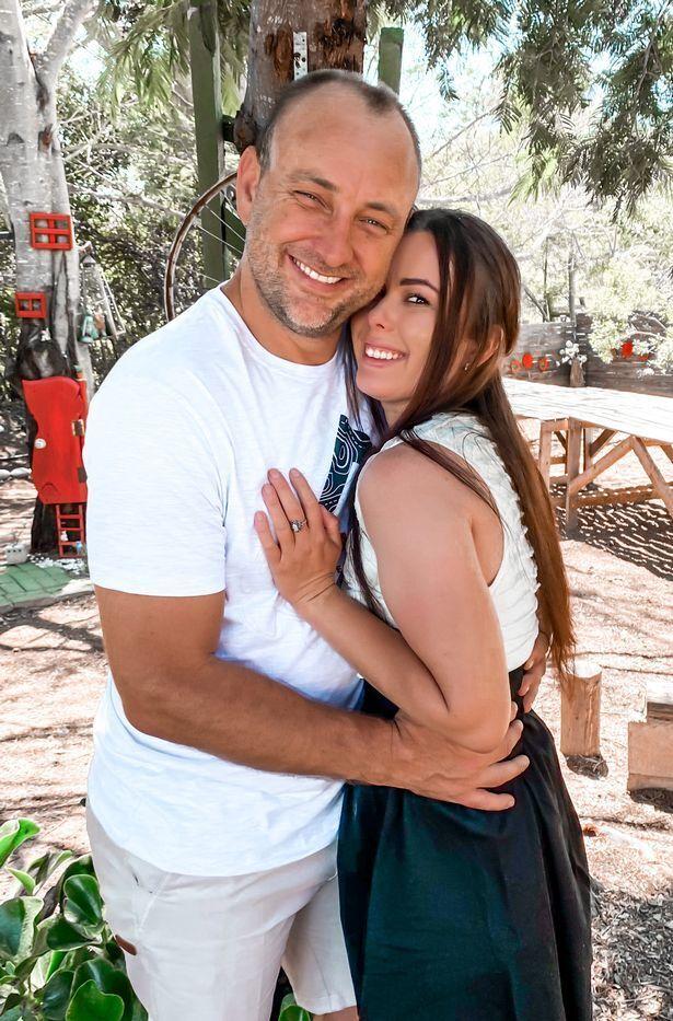 Джами и Нольте официально в браке