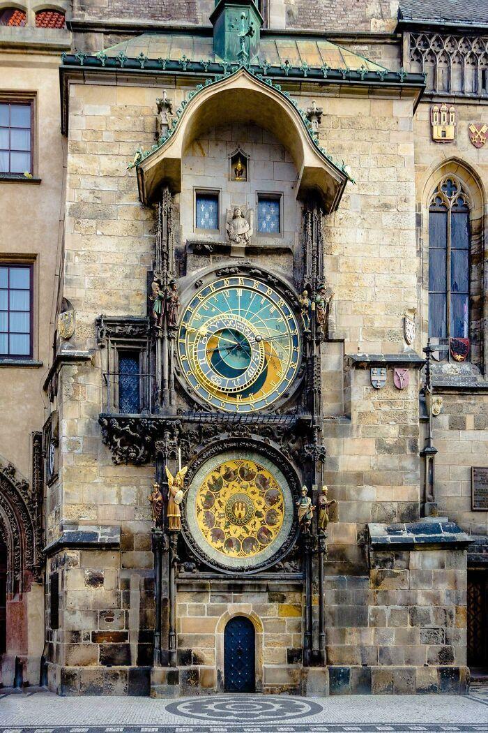Найстаріший астрологічний годинник у Празі