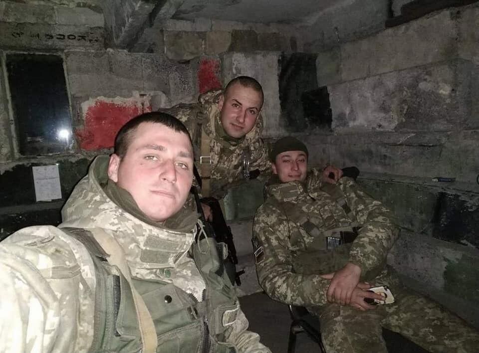 Евгений Курасов всегда приходил в школу рассказать о Донбассе ученикам.