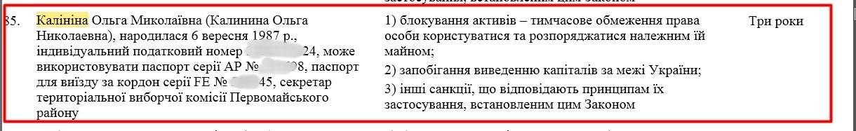 Указ президента №265/2021