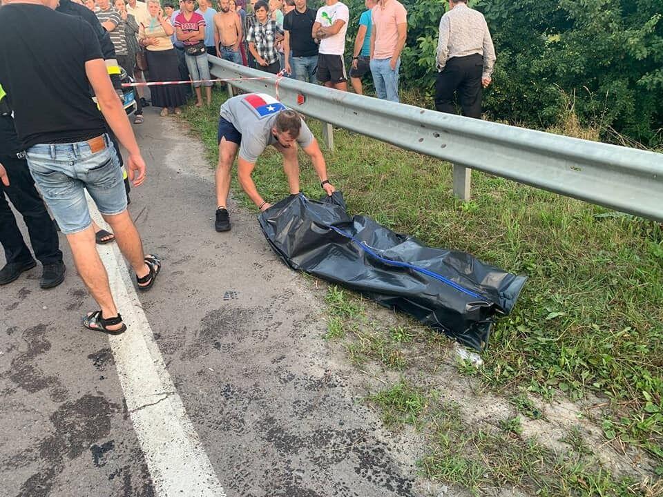 В аварії загинула 18-річна дівчина