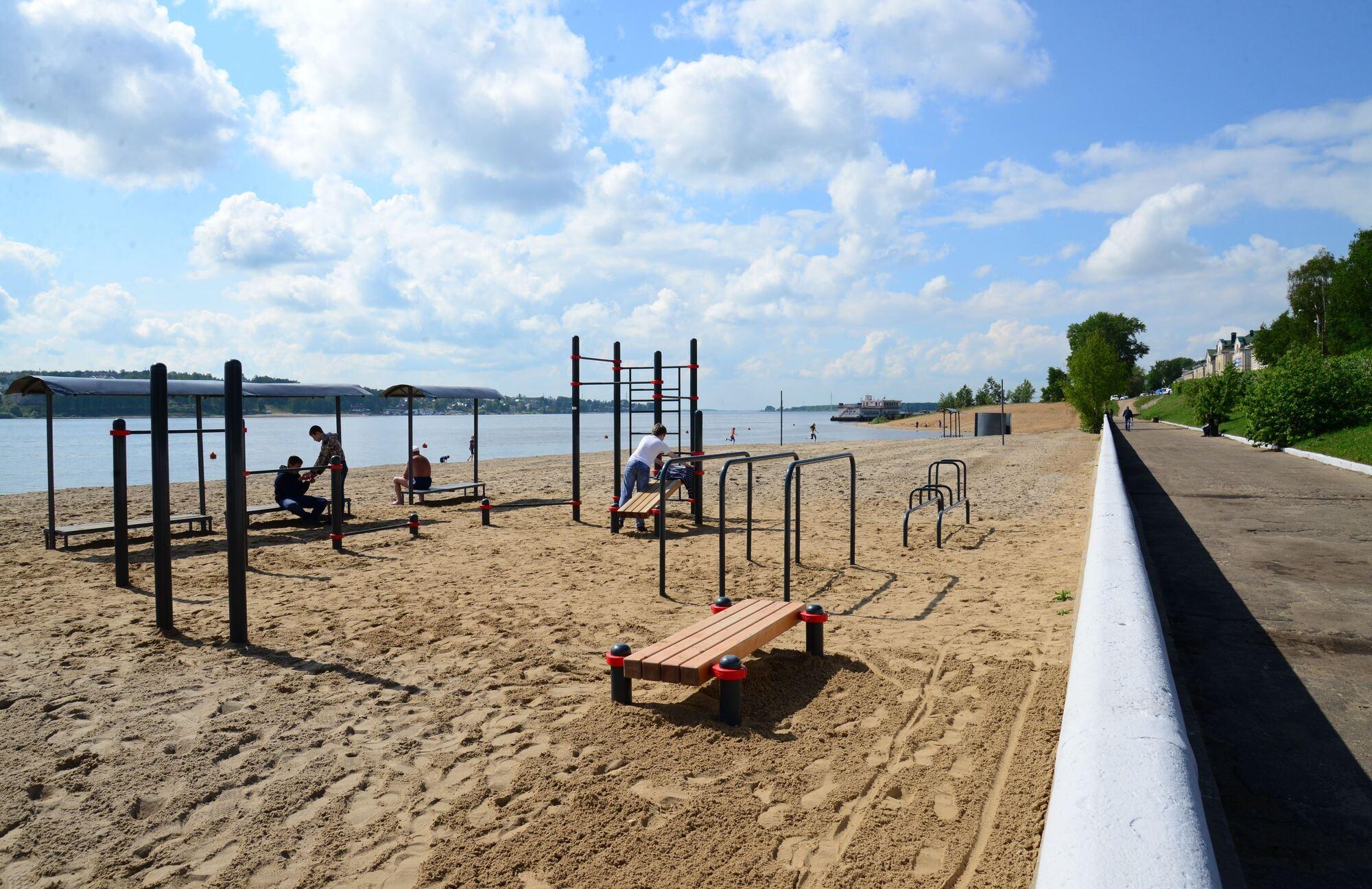 Список пляжів в Україні, які не пройшли перевірку.