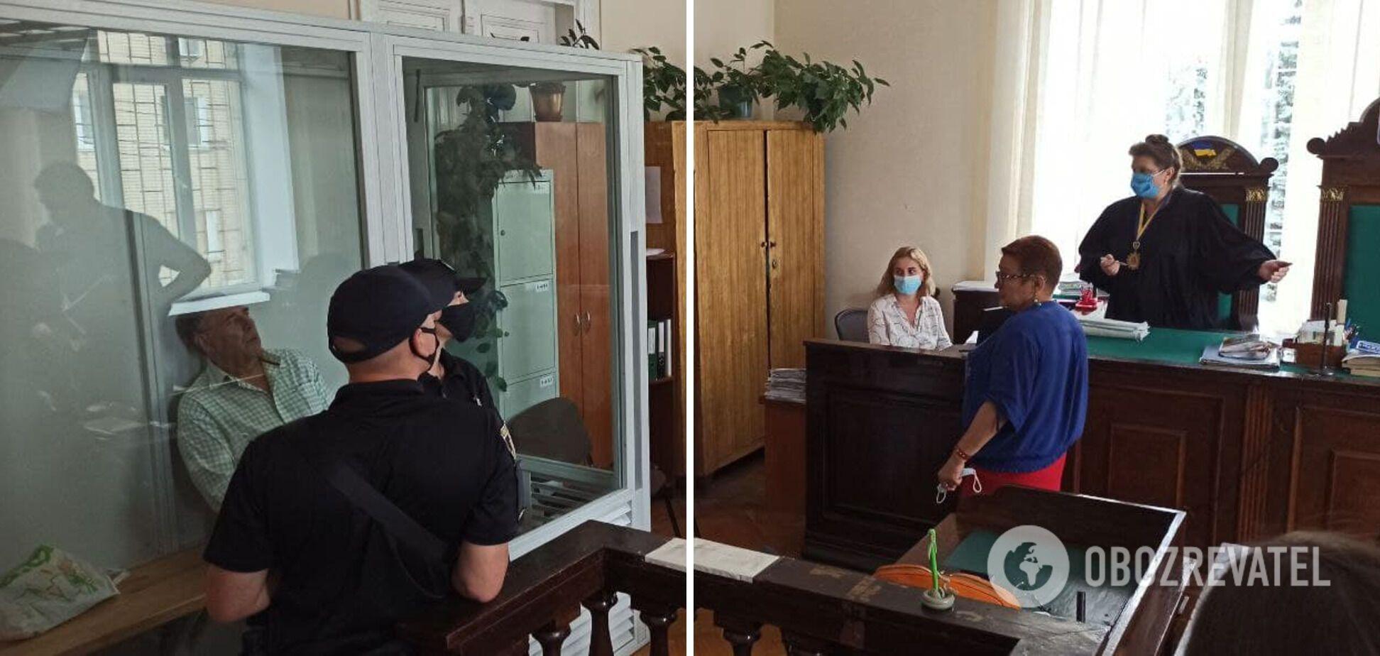 Засідання Богунського районного суду