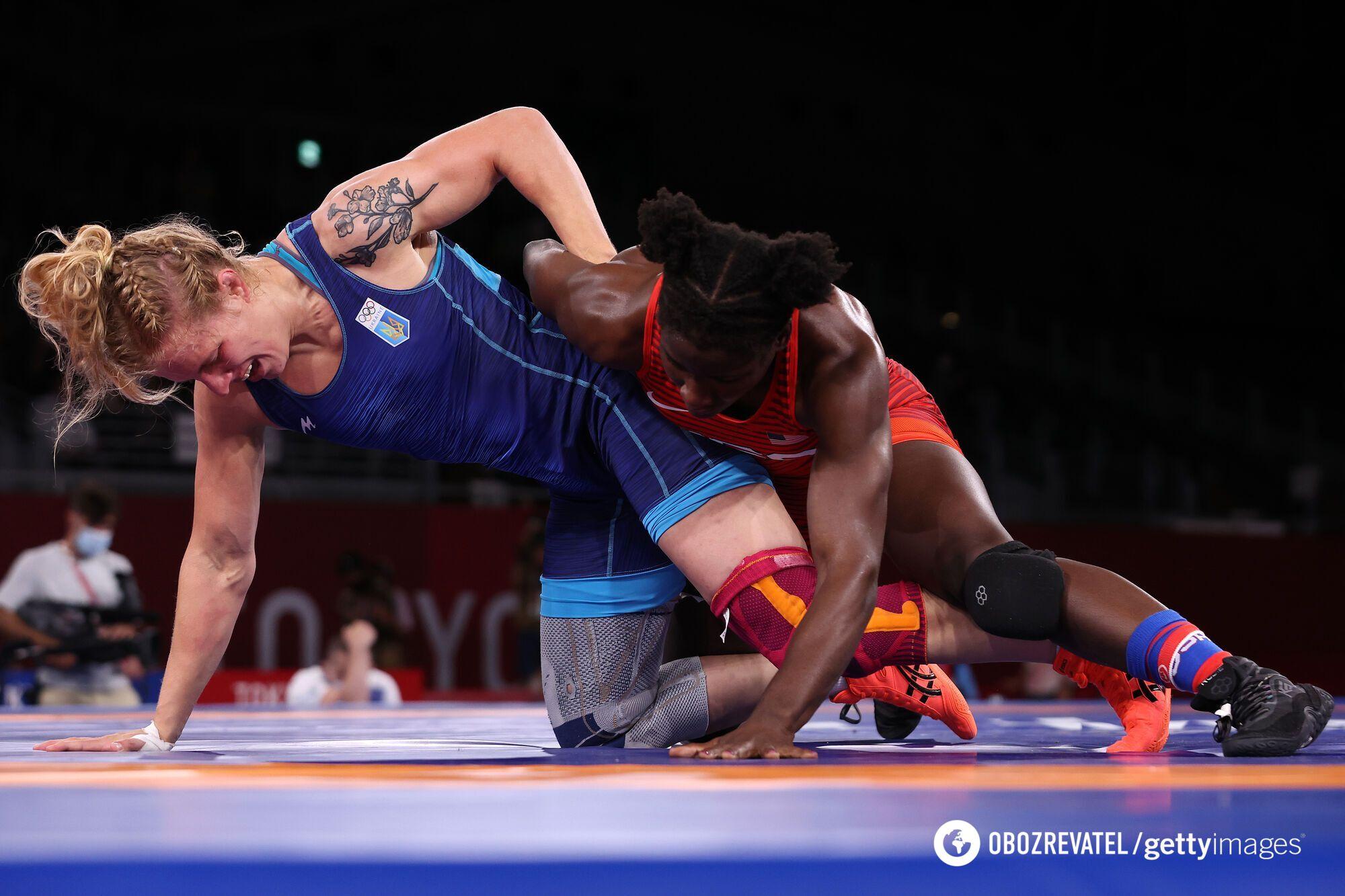 Алла Черкасова програла чинній чемпіонці світу