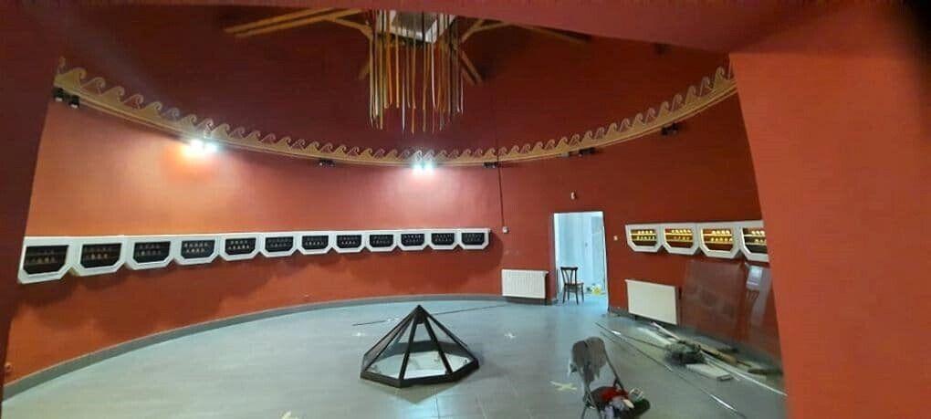 У Коломиї завершуть капітальний ремонт Музею писанки