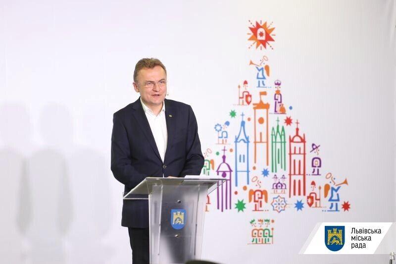 Мэр Львова Андрей Садовый заявил о борьбе за проведение зимней Олимпиады-2030.