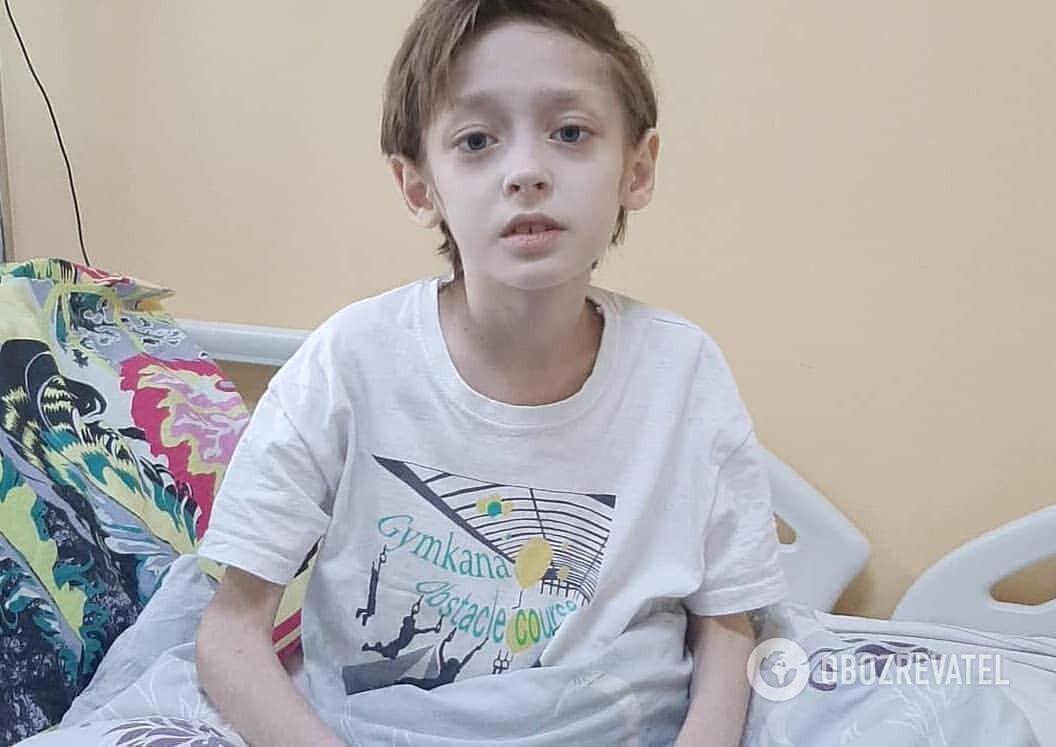 Єгору можуть зробити операцію в Ізраїлі