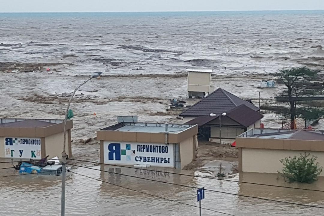 Наводнение в РФ
