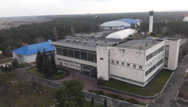 Олимпийская база в Конча-Заспе.