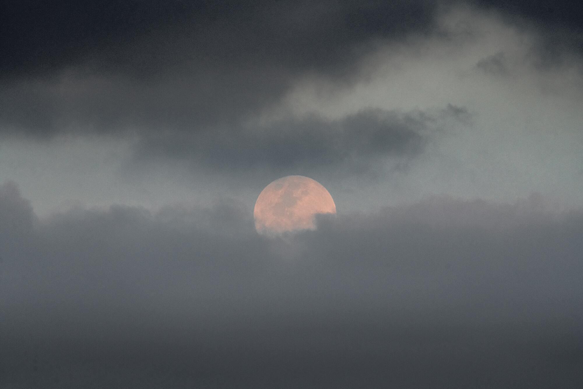 Серпневий повний місяць пройде в сузір'ї Водолія