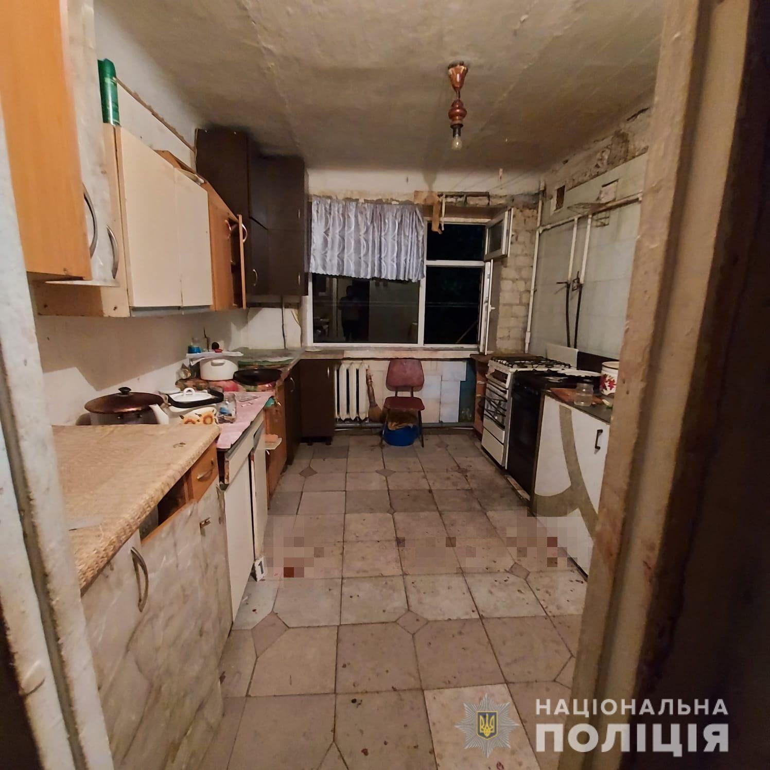 Убийство произошло в общежитии.