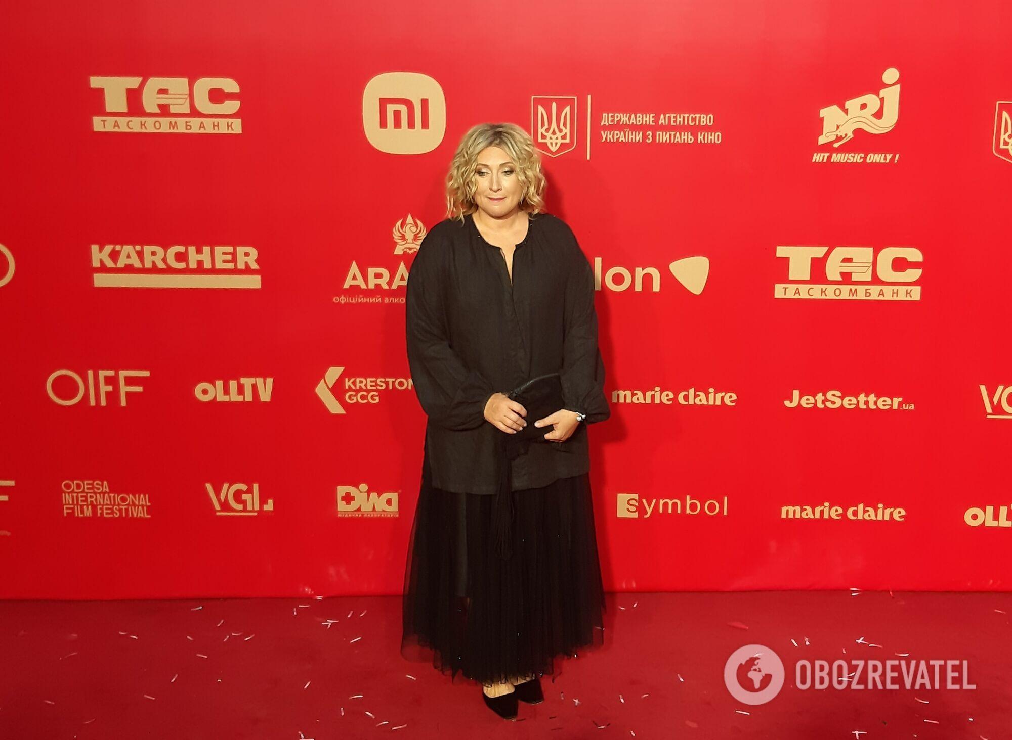Вікторія Тігіпко в елегантному оверсайз вбранні
