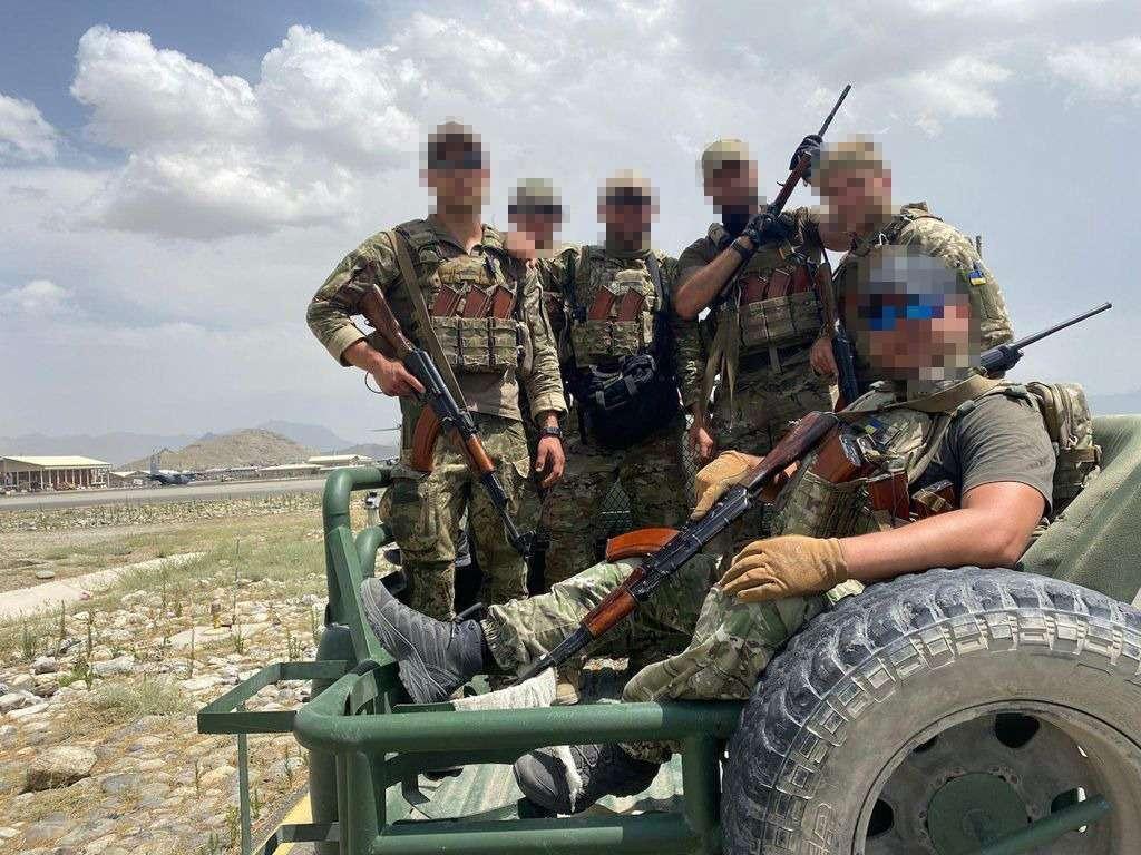 Українці виконали складне завдання й евакуювали громадян із Кабула