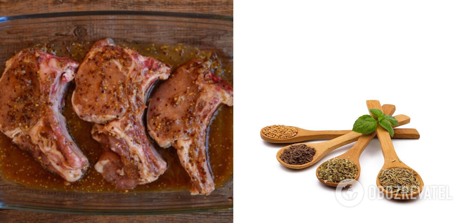 Що зіпсує смак м'яса